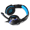 K20 Gaming Headset RGB Light with Adjustable Mic
